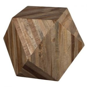 Masuta din lemn Dutchbone Geo