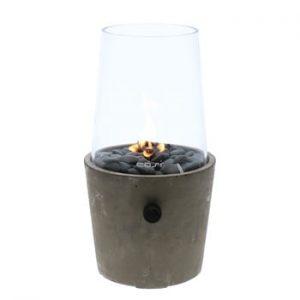 Lampa pe gaz Cosi Cement, inaltime 38 cm, beton