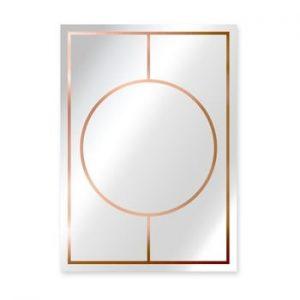 Oglinda Surdic Espejo Copper, 50 x 70 cm