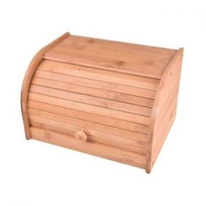 Recipient din bambus pentru paine Bambum Vitalis Bread Box Small