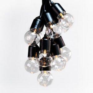 Lumini decorative DecoKing Industrial Bulb, lungime 8 m
