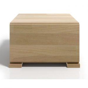 Noptiera din lemn de fag cu sertar SKANDICA Vestre