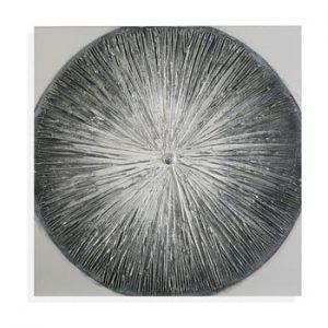 Tablou pe panza Versa Flores Will, 60x60cm