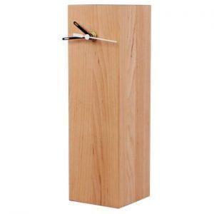 Ceas din lemn arin de Nørdifra Blocks