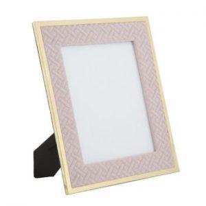 Rama foto Mauro Ferretti Glam, 20 x 25 cm, roz