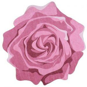 Covor Vitaus Rose Duro, ⌀ 100 cm