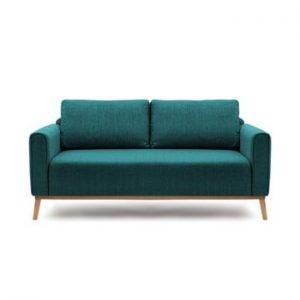 Canapea pentru 3 persoane Vivonita Milton, turcoaz