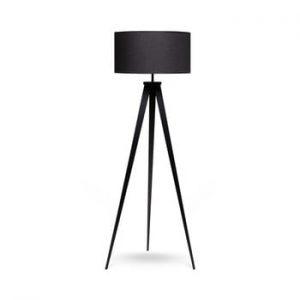 Lampadar cu picioare din metal loomi.design Kiki, negru