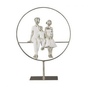 Statueta Mauro Ferretti Toulouse Famiglia