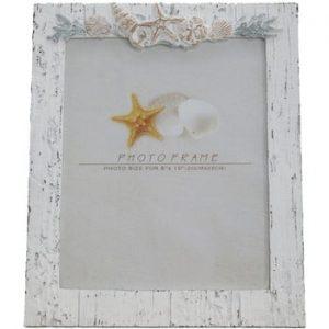 Rama foto Mauro Ferreti Dolores, 20 x 25 cm, alb