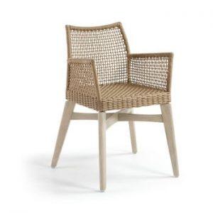 Set 2 scaune La Forma Rodini, bej