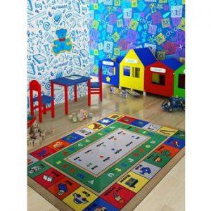 Covor pentru copii Lesson, 100 x 150 cm