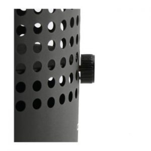 Lampa pe gaz Cosi Drop, inaltime 37 cm, negru