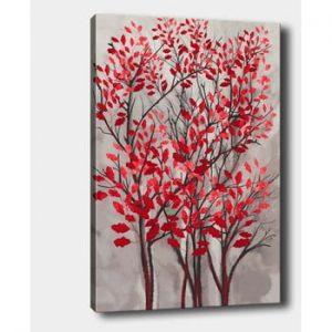 Tablou pe panza Tablo Center Fall Red, 40 x 60 cm
