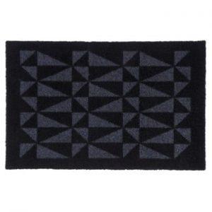 Covoras intrare Tica copenhagen Graphic, 40 x 60 cm, negru-gri