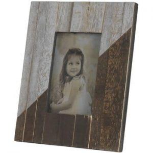Rama foto pentru fotografii cu dimensiunea de 14x 9 cm Geese Shabby