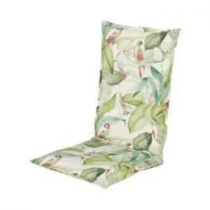 Saltea scaun gradina Hartman Safiya Thick, 123 x 50 cm
