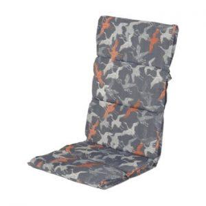 Saltea scaun gradina Hartman Cognac Silvan, 123 x 50 cm