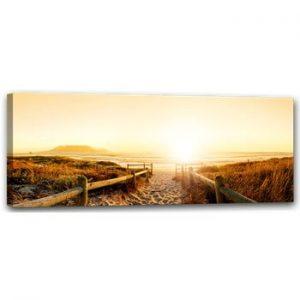 Tablou Styler Canvas Harmony Beach, 60 x 150 cm