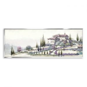 Tablou imprimat pe panza Styler Tuscany, 152 x 62 cm