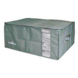 Cutie de depozitare cu vid pentru haine Compactor Green Edition, 210 l