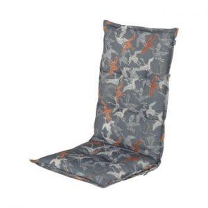 Saltea scaun gradina Hartman Cognac Silvan Thick, 123 x 50 cm