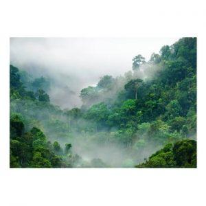 Tapet format mare Bimago Morning Fog, 400 x 280 cm