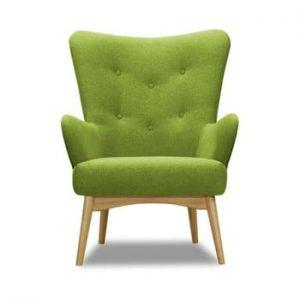 Fotoliu Vivonita Uma, verde