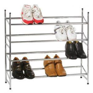 Pantofar Premier Housewares Shoe Rack, 23 x 62 cm
