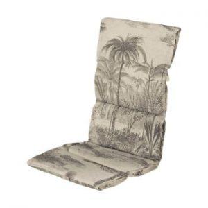 Saltea scaun gradina Hartman Dalley, 123 x 50 cm