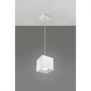 Lustra Nice Lamps Geo 1 White