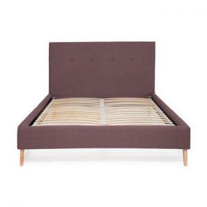 Pat Vivonita Kent Linen, 200x180cm, violet