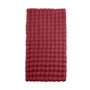 Saltea pentru masaj si relaxare Linda Vrňáková Bubbles, 110x200cm, rosu
