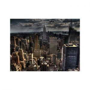 Tablou imprimat pe panza Styler Manhattan, 100 x 75 cm