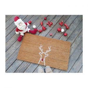 Pres Doormat Christmas Deer, 70 x 40 cm
