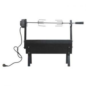 Gratar cu motor Cattara Barbecue, lungime 60 cm