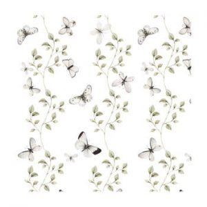 Set autocolante de perete Dekornik Butterflies Having Fun, fluturi