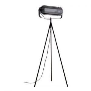 Lampadar La Forma Arete, inaltime 54 cm, negru