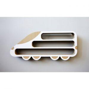 Raft in forma de locomotiva UnlimitedDesign