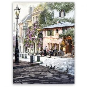 Tablou Styler Canvas Summer Corner, 60 x 80 cm