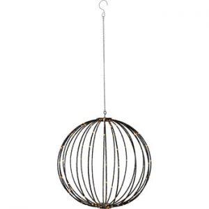 Decoratiune luminoasa suspendata pentru exterior Best Season Hanging Munty, ⌀ 50 cm