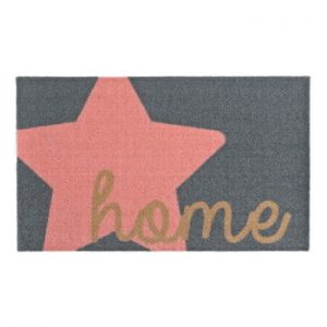 Pres Zala Living Design Star Home Grey Pink, 50 x 70 cm, gri roz