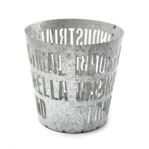 Cos metalic de gunoi Versa