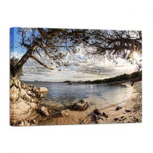Tablou Styler Canvas Nature Sardinia, 85 x 113 cm