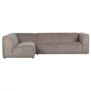 Canapea, colt pe stanga vtwonen Lazy, bej