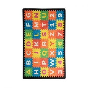Covor copii Puzzle, 100 x 160 cm