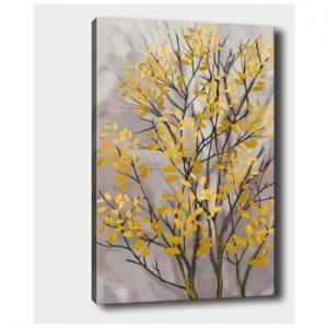 Tablou pe panza Tablo Center Fall Gold, 40 x 60 cm