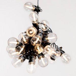 Extensie lumini decorative DecoKing Basic Bulb, lungime 3 m