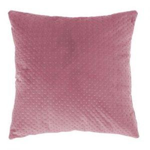 Perna Tiseco Home Studio Textured, 45x45cm, roz