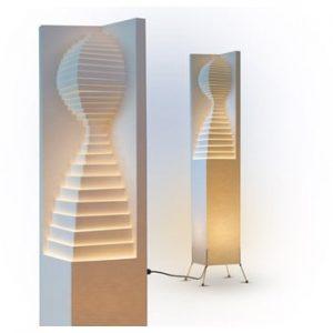 Lampa decorativa MooDoo Design Guard, inaltime 110 cm